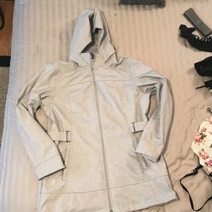 Gray Boeing Jacket